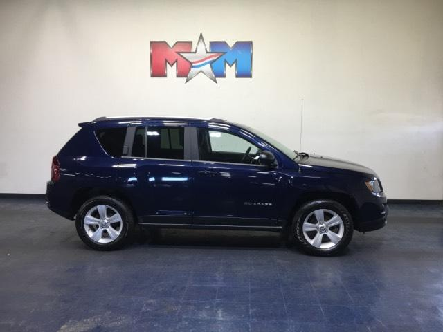 Pre-Owned 2015 Jeep Compass 4WD 4dr Sport