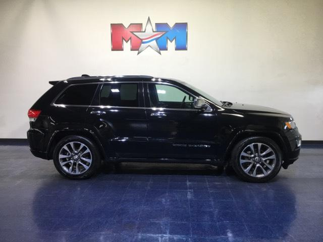 Pre-Owned 2018 Jeep Grand Cherokee Overland 4x4