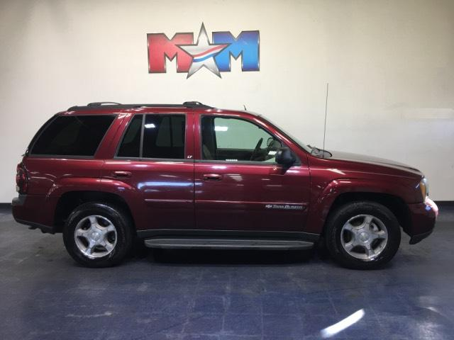 Pre-Owned 2004 Chevrolet TrailBlazer 4dr 4WD LT