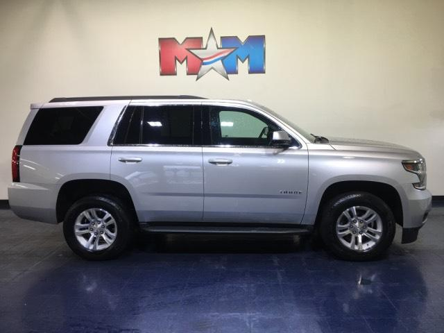 Pre-Owned 2017 Chevrolet Tahoe 4WD 4dr LS