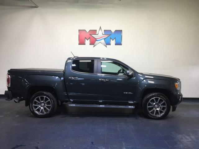 Pre-Owned 2017 GMC Canyon 4WD Crew Cab 128.3 Denali