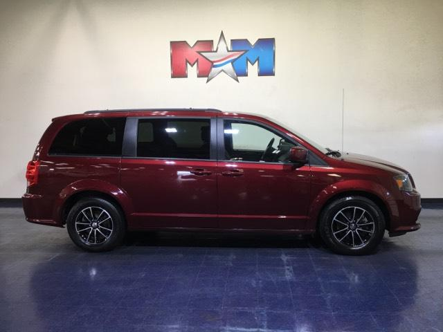 Pre-Owned 2018 Dodge Grand Caravan GT Wagon