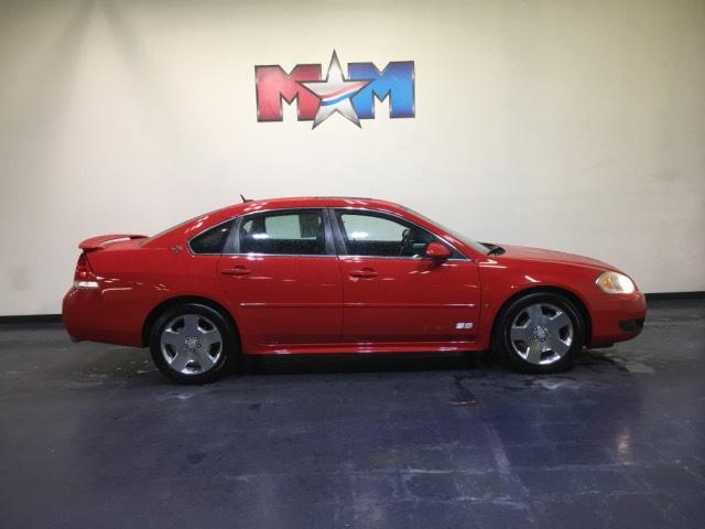 Pre-Owned 2009 Chevrolet Impala 4dr Sdn SS *Ltd Avail*