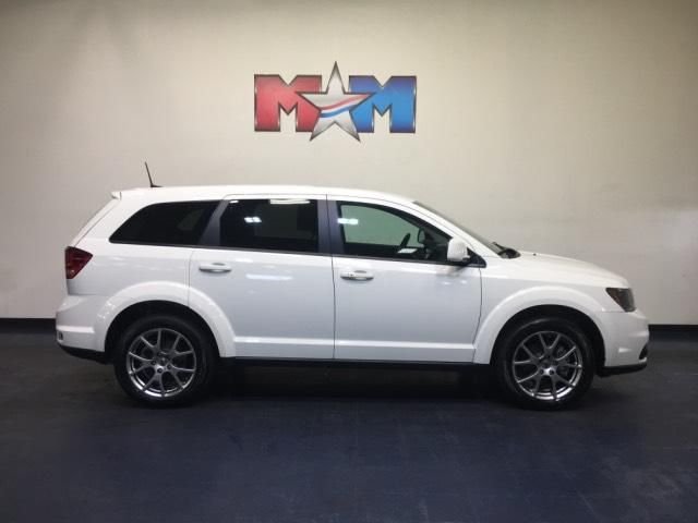 Pre-Owned 2018 Dodge Journey GT AWD