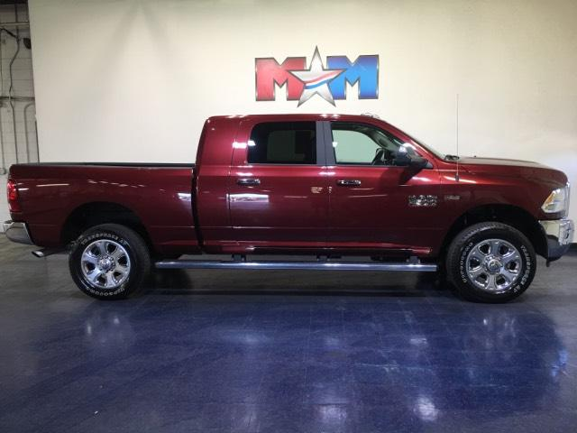 Pre-Owned 2018 Ram 3500 Big Horn 4x4 Mega Cab 6'4 Box