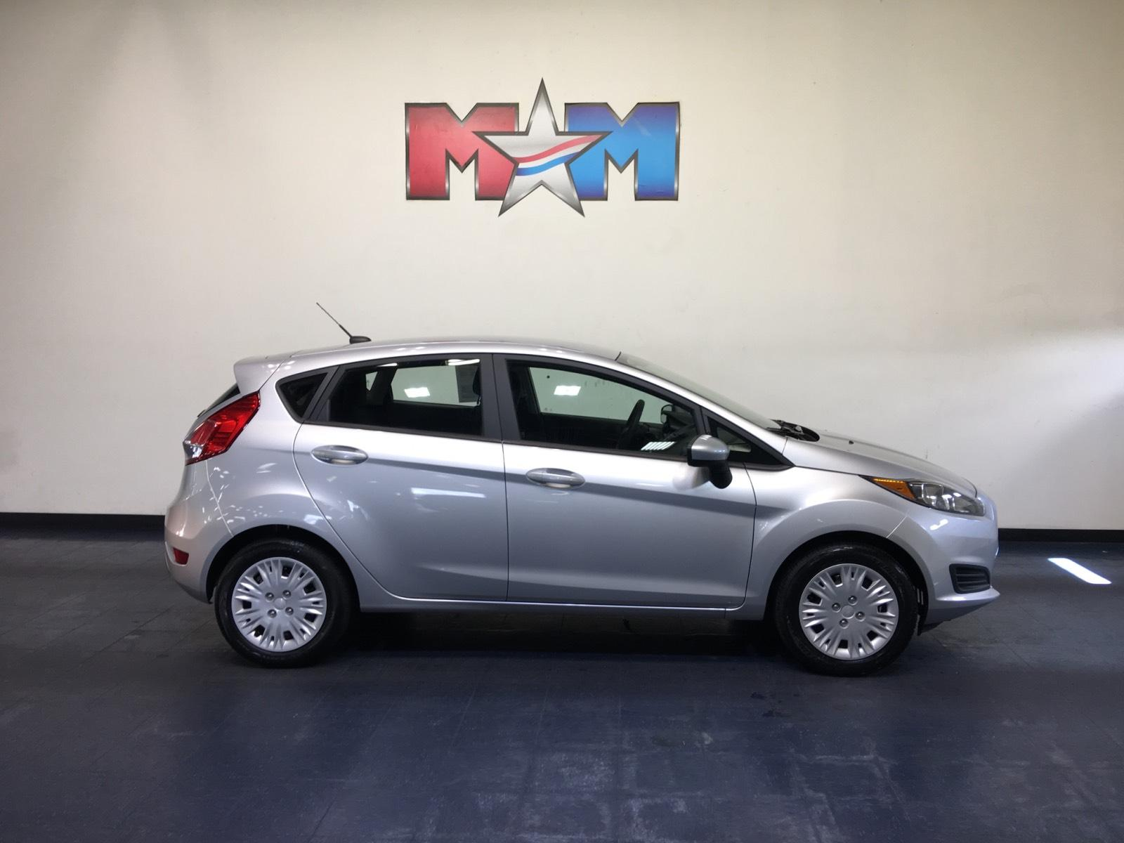 Pre-Owned 2018 Ford Fiesta S Hatch
