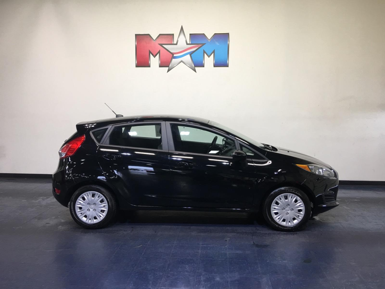 Pre-Owned 2016 Ford Fiesta 5dr HB S
