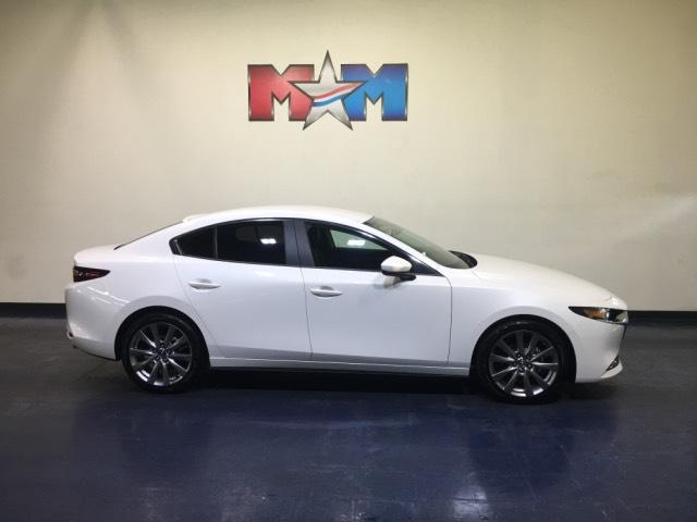 Pre-Owned 2019 Mazda3 FWD w/Select Pkg