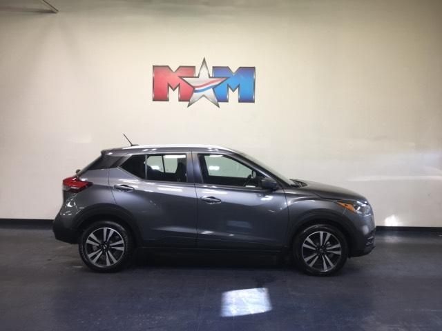 Pre-Owned 2019 Nissan Kicks SV FWD