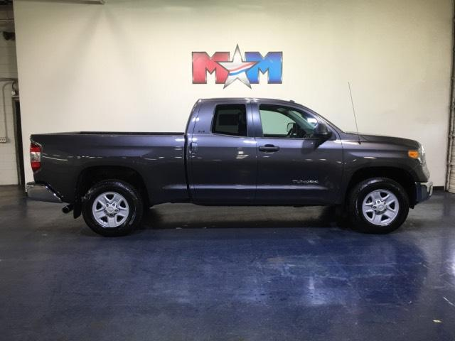 Certified Pre-Owned 2017 Toyota Tundra 4WD SR5 Double Cab 6.5' Bed 4.6L