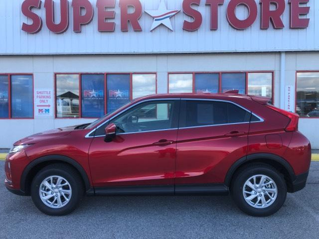 Pre-Owned 2019 Mitsubishi Eclipse Cross ES FWD
