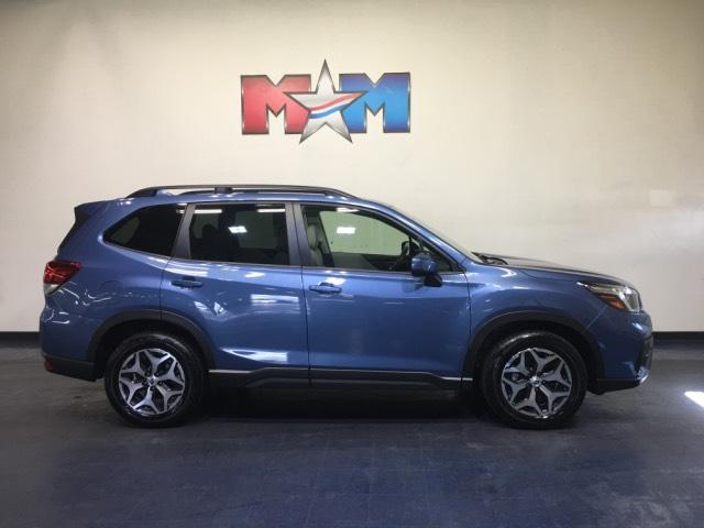 Certified Pre-Owned 2019 Subaru Forester 2.5i Premium