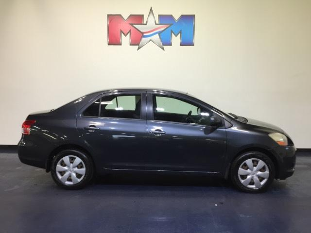 Pre Owned 2007 Toyota Yaris 4dr Sdn Auto Base 4dr Car In