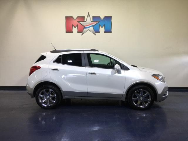 Pre-Owned 2014 Buick Encore AWD 4dr Leather