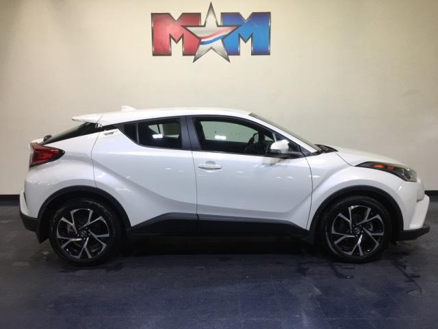 Certified Pre-Owned 2018 Toyota C-HR XLE FWD