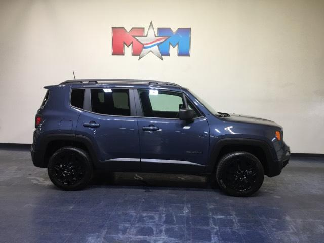 Pre-Owned 2019 Jeep Renegade Upland 4x4