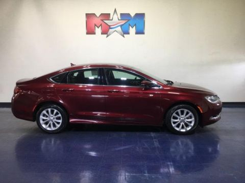 Pre-Owned 2016 Chrysler 200 4dr Sdn C FWD