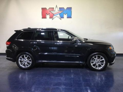Pre-Owned 2016 Jeep Grand Cherokee 4WD 4dr Summit