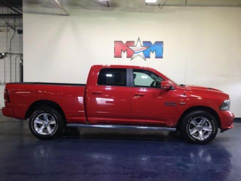 Pre-Owned 2015 Ram 1500 4WD Crew Cab 149 Sport