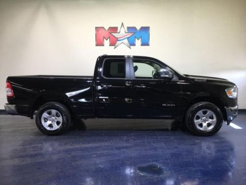 Pre-Owned 2019 Ram 1500 Big Horn/Lone Star 4x4 Quad Cab 6'4