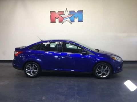 Pre-Owned 2013 Ford Focus 4dr Sdn SE