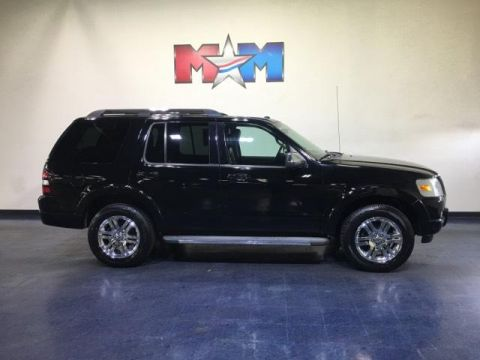 Pre-Owned 2009 Ford Explorer 4WD 4dr V6 Limited