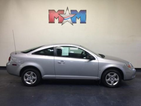 Pre-Owned 2007 Chevrolet Cobalt 2dr Cpe LS