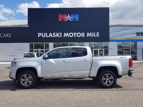 Pre-Owned 2016 Chevrolet Colorado 4WD Crew Cab 128.3 Z71