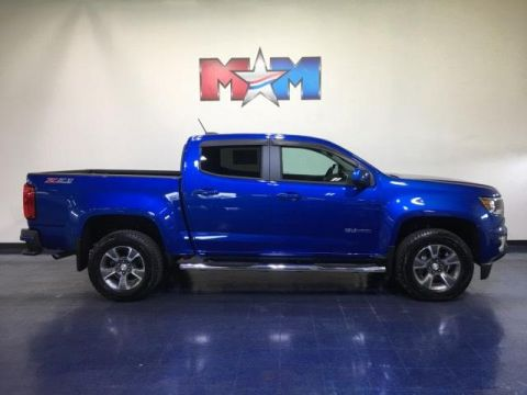 Pre-Owned 2019 Chevrolet Colorado 4WD Crew Cab 128.3 Z71