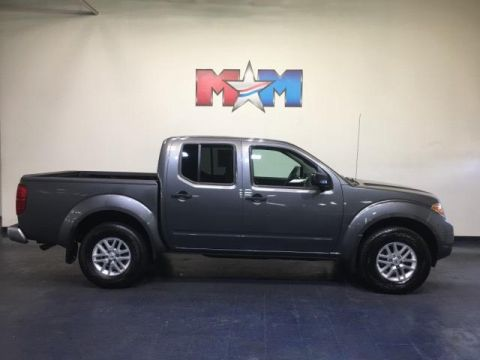 Pre-Owned 2019 Nissan Frontier Crew Cab 4x4 SV Auto *Ltd Avail*