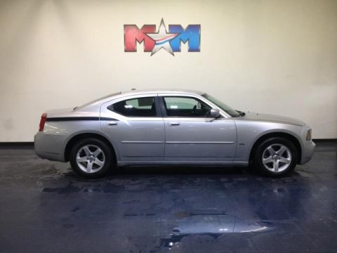 Pre-Owned 2010 Dodge Charger 4dr Sdn SXT RWD