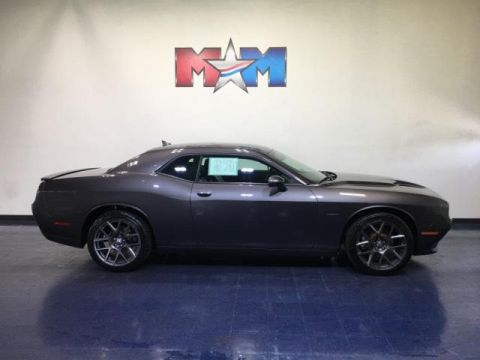 Pre-Owned 2016 Dodge Challenger 2dr Cpe R/T