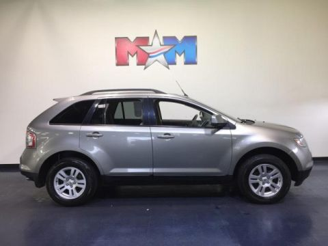 Pre-Owned 2008 Ford Edge 4dr SEL FWD