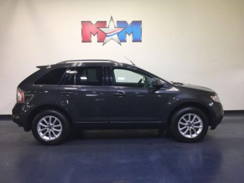 Pre-Owned 2007 Ford Edge FWD 4dr SEL PLUS