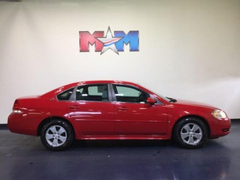 Pre-Owned 2009 Chevrolet Impala 4dr Sdn 3.5L LT