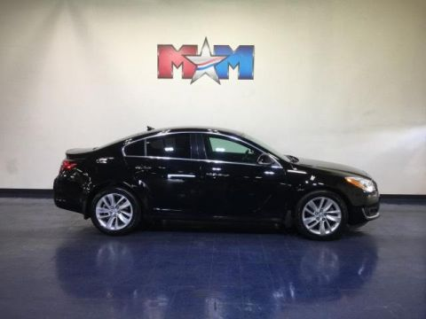 Pre-Owned 2014 Buick Regal 4dr Sdn Premium II FWD