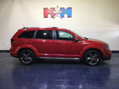 Pre-Owned 2014 Dodge Journey FWD 4dr Crossroad