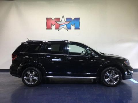 Pre-Owned 2015 Dodge Journey AWD 4dr Crossroad