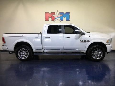 Pre-Owned 2017 Ram 2500 Limited 4x4 Crew Cab 6'4 Box