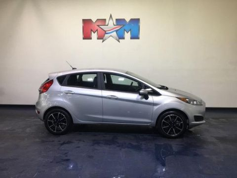 Pre-Owned 2017 Ford Fiesta SE Hatch