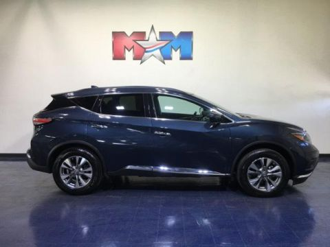 Pre-Owned 2018 Nissan Murano AWD SV