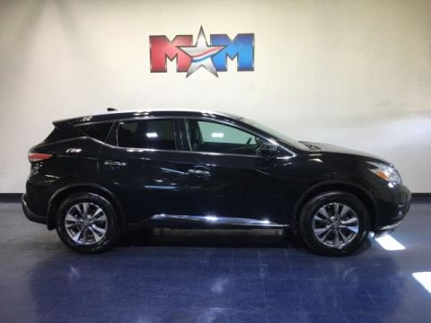 Pre-Owned 2017 Nissan Murano 2017.5 AWD SL