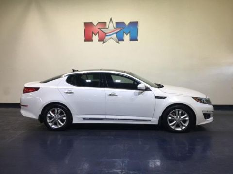 Pre-Owned 2015 Kia Optima 4dr Sdn SXL Turbo