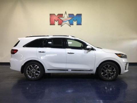 New 2019 Kia Sorento SX Limited V6 AWD