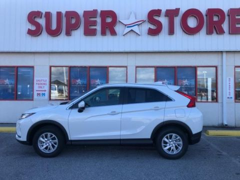 Pre-Owned 2019 Mitsubishi Eclipse Cross ES FWD *Ltd Avail*