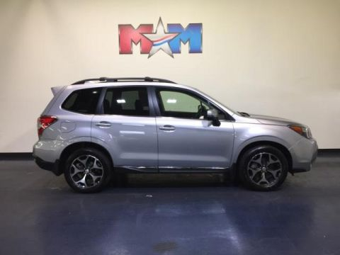 Certified Pre-Owned 2016 Subaru Forester 4dr CVT 2.0XT Touring