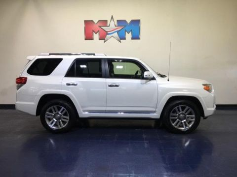 Pre-Owned 2013 Toyota 4Runner 4WD 4dr V6 Limited